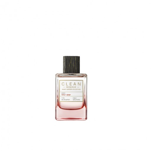 Clean Reserve - Hemp & Ginger - Avant Garden Collection - Eau de Parfum