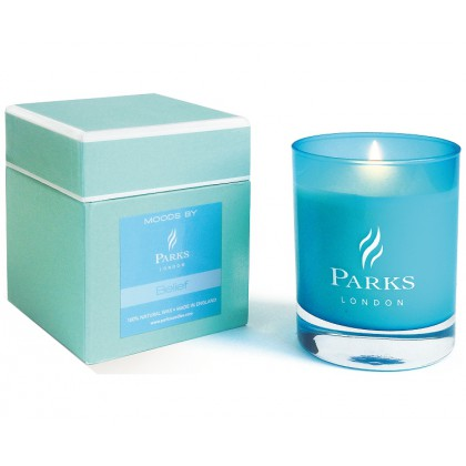 Parks London - Moods Colour Therapy TURQUOISE Belief - Duftkerze