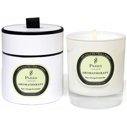 Parks London - Aromatherapy Pear, Orange & Lavender - Duftkerze