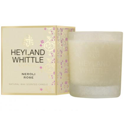 HEYLAND & WHITTLE - Neroli Rose - Duftkerze