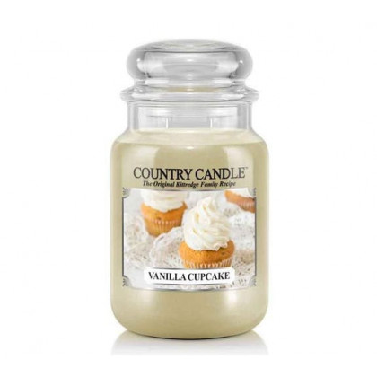 Country Candle - Vanilla Cupcake - Dufkerze