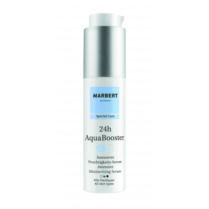 MARBERT - 24h Aqua Booster - Intensives Feuchtigkeits-Serum