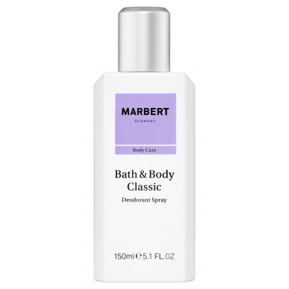 MARBERT - Bath & Body CLASSIC - Deodorant Spray