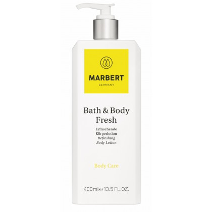 MARBERT - Bath & Body Fresh - Körperlotion