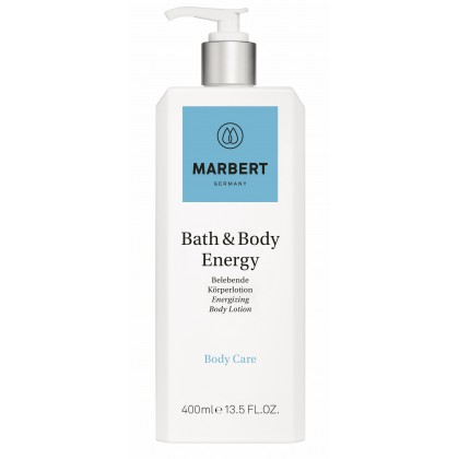 MARBERT - Bath & Body Energy - Körperlotion