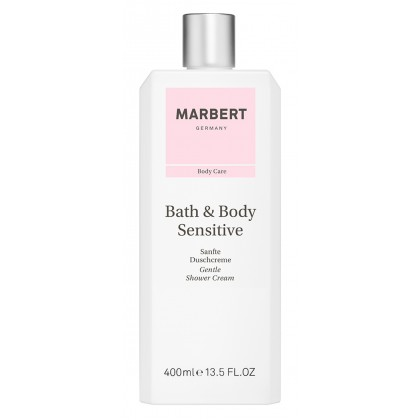 MARBERT - Bath & Body Sensitive - Sanfte Duschcreme