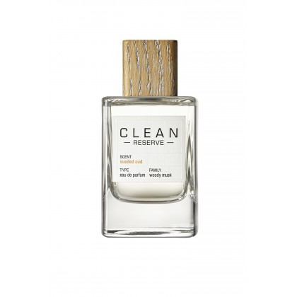 CLEAN RESERVE - Sueded Oud - Eau de Parfum