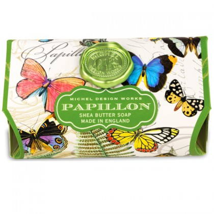 Michel Design Works - Papillon - große Badeseife