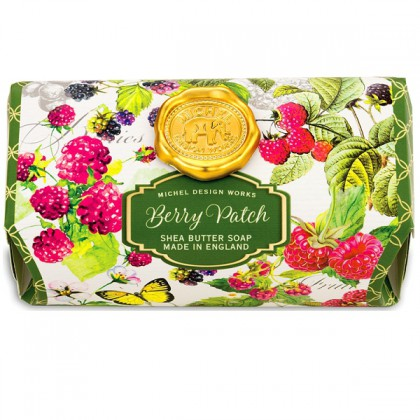 Michel Design Works - Berry Patch - große Badeseife