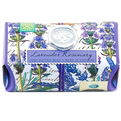 Michel Design Works - Lavender Rosemary - große Badeseife
