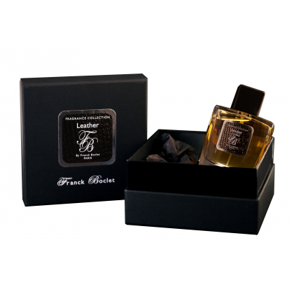 Franck Boclet - Leather - Eau de Parfum