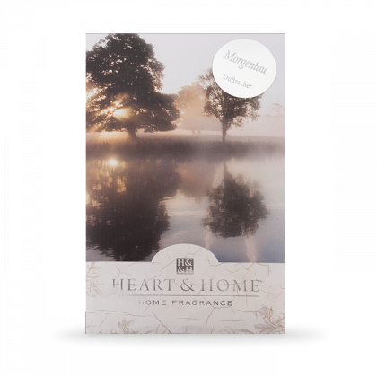 HEART & HOME - Morgentau - Duftsachet