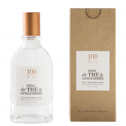 100BON - Eau de The & Gingembre - Eau de Parfum