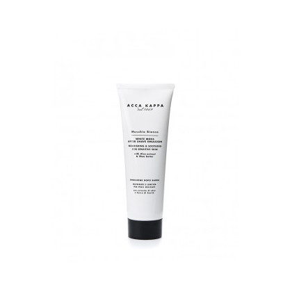 ACCA KAPPA - Muschio Bianco - After Shave Emulsion
