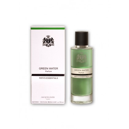 Jacques Fath Parfums - Fath´s Essentials - Green Water - Eau de Toilette