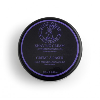 Castle Forbes - Lavender Shaving Cream