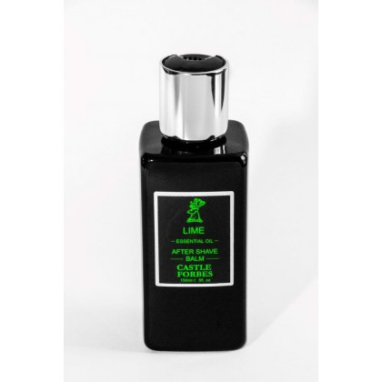 Castle Forbes - After Shave Balm Lime