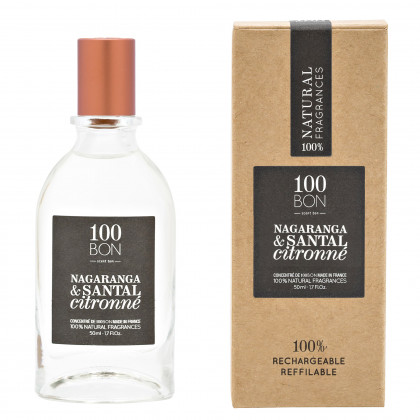 100BON - Nagaranga & Santal citronne - Concentre