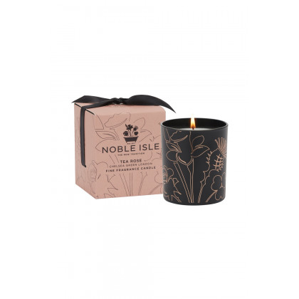 NOBLE ISLE - Tea Rose - Duftkerze