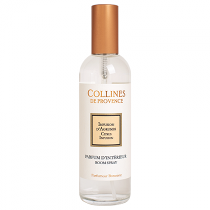 Collines de Provence - Infusion D´Agrumes - Citrus Infusion - Raumspray