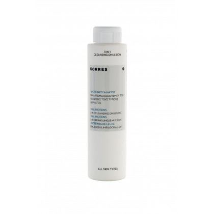 Korres - Milk Proteins - 3in1 Reinigungsemulsion