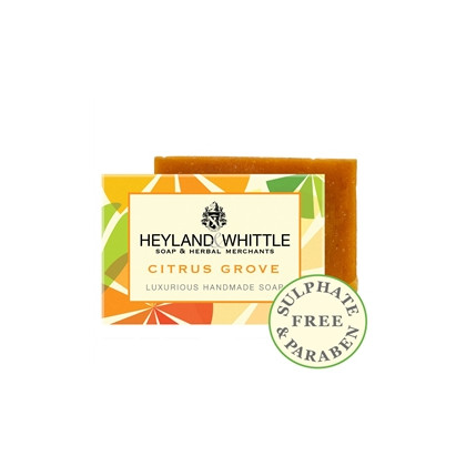 HEYLAND & WHITTLE - Citrus Grove - Seife