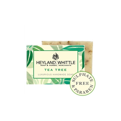 HEYLAND & WHITTLE - Tea Tree - Seife