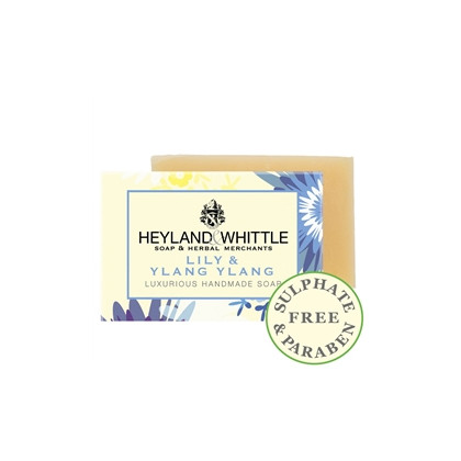 HEYLAND & WHITTLE - Lily & Ylang Ylang - Seife