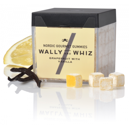 WALLY AND WHIZ - vegane Weingummis - Grapefruit with Vanilla