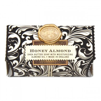 Michel Design Works - Honey Almond - große Badeseife