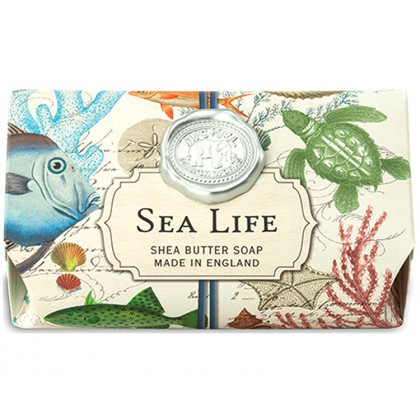 Michel Design Works - Sea Life - große Badeseife