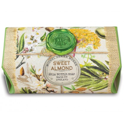 Michel Design Works - Sweet Almond - Badeseife