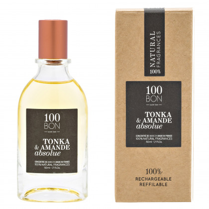 100BON - TONKA & AMANDE absolue - Concentre