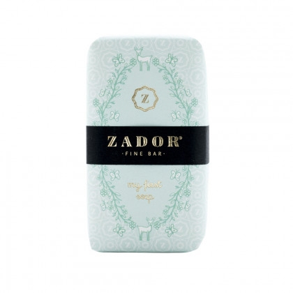 ZADOR - my first Soap - Seife