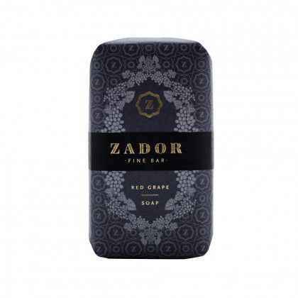 ZADOR - Red Grape - Seife