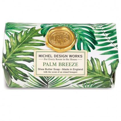 Michel Design Works - Palm Breeze - große Badeseife